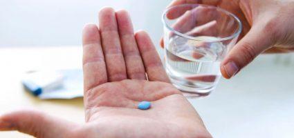 Viagra je bila prva tabletka za zdravljenje erektilne disfunkcije